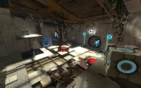 Portal 2 screenshot - Chamber 5