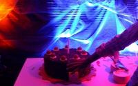 Portal 2 launch párty - dort