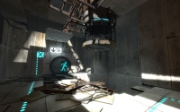 Portal 2 Screenshot - Chamber 4