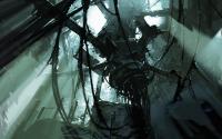 Portal 2 GLaDOS artwork