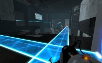 Portal 2 Light Bridge