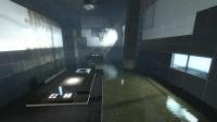 Zpracování vody ve hře Portal 2