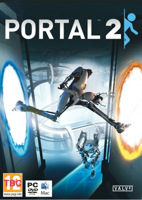 Portal 2 EU cover PC